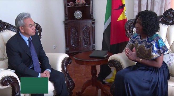 Vice – Ministro da China visita Moçambique para reforçar a cooperação na área da agricultura